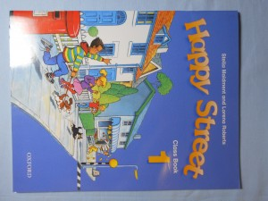 náhled knihy - Happy street : Class book 1.