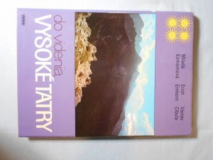 náhled knihy - Do videnia Vysoké Tatry
