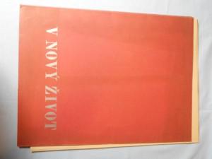 náhled knihy - V nový život slavnostní pochod sokolský
