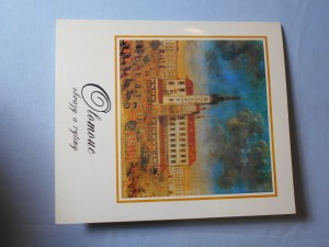 náhled knihy - Olomouc : obrazy a rytiny, soubor 12 volných listů reprodukcí