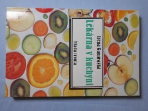 náhled knihy - Lékárna v kuchyni