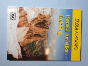 náhled knihy - Horská turistika = Trekking