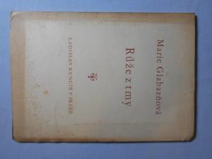 náhled knihy - Růže z tmy