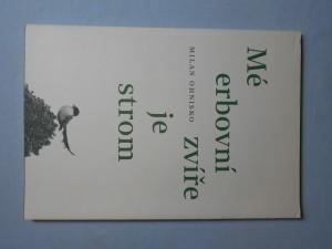 náhled knihy - Mé erbovní zvíře je strom