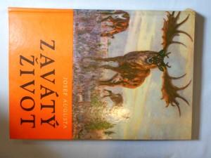 náhled knihy - Zavátý život : populárně naučná četba doplňující paleontologické učivo všeobec. vzdělávacích škol