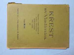 náhled knihy - Křest sv. Vladimíra : Legenda z ruské historie