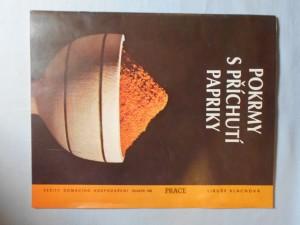 náhled knihy - Pokrmy s příchutí papriky