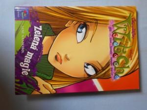 náhled knihy - Witch : Zelená magie