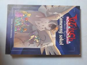 náhled knihy - Witch : Kamenný sokol