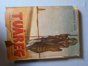 náhled knihy - Tuâreg, poslední Mohykán pravěkého člověka saharského