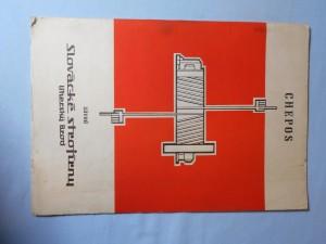 náhled knihy - Norma pro montážní vrtáky elektrické řady MVI
