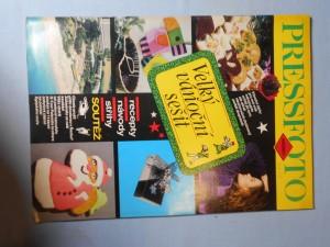 náhled knihy - Velký vánoční sešit : Recepty, návody, střihy