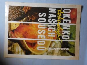 náhled knihy - Okénko do kuchyně našich sousedů