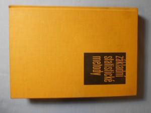 náhled knihy - Základní statistické metody