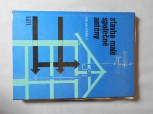 náhled knihy - Stavba malé společné antény