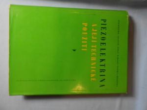 náhled knihy - Piezoelektřina a její technické použití