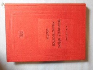 náhled knihy - Elektrická měření neelektrických veličin