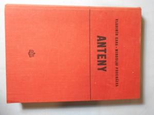 náhled knihy - Anteny : celostátní vysokošk. učebnice
