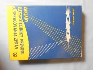 náhled knihy - Základy elektrotechniky prenosu a spracovania zpráv
