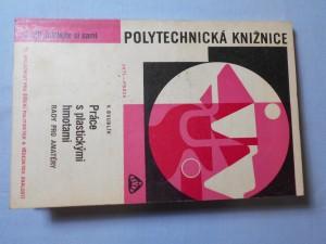 náhled knihy - Práce s plastickými hmotami : rady pro amatéry