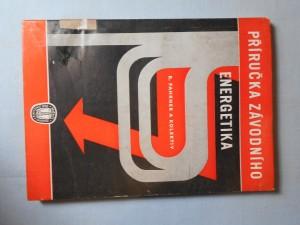 náhled knihy - Příručka závodního energetika. Díl 1, (Organisace a methodika práce)