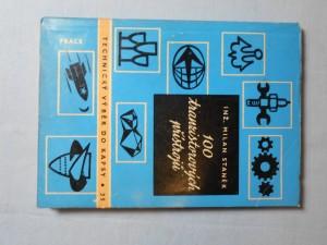 náhled knihy - 100 tranzistorových přístrojů : určeno pracovníkům v radiotechnice, slaboproudé technice a v automatizaci