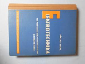 náhled knihy - Elektrotechnika : Učeb. text pro prům. školy elektrotechn. se čtyřletým studiem