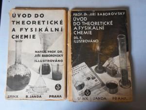 náhled knihy - Úvod do theoretické a fysikální chemie, 1. a 2. díl