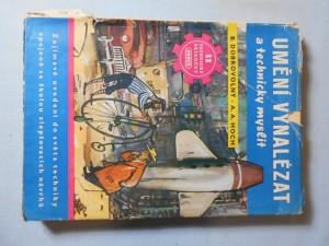 náhled knihy - Umění vynalézat a technicky myslit : Zajímavé uvedení do světa techniky, spojené se školou zlepšovacích námětů