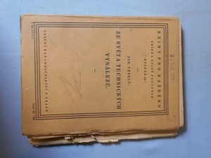náhled knihy - Ze světa technických vynálezů