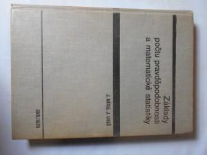 náhled knihy - Základy počtu pravděpodobnosti a matematické statistiky