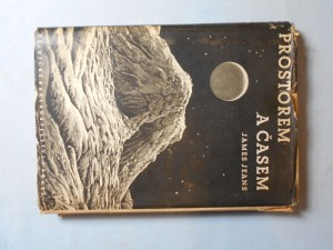 náhled knihy - Prostorem a časem : populární výklad astronomie