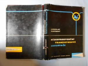 náhled knihy - Nízkofrekvenční tranzistorové zesilovače : určeno pro techniky, kteří se zabývají aplikacemi tranzistorové techniky ve všech oborech slaboproudého prům.