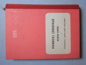 náhled knihy - Drátová a sdělovací technika I., Spojovací technika