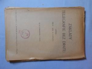 náhled knihy - Základy telegrafie bez drátu