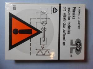 náhled knihy - Příručka revizního technika pro elektrická zařízení nn