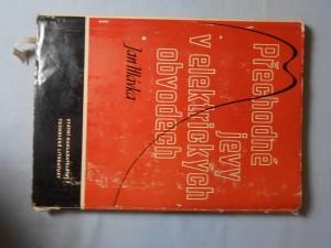 náhled knihy - Přechodné jevy v elektrických obvodech