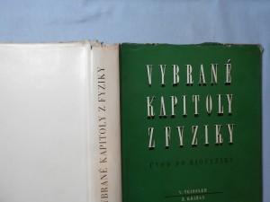 náhled knihy - Vybrané kapitoly z fyziky (Úvod do biofyziky)