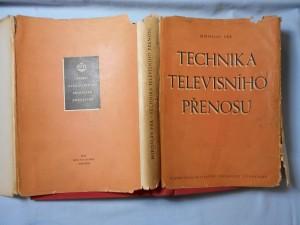 náhled knihy - Technika televisního přenosu : určeno pro inženýry a techniky slaboproudého prům., učební pomůcka pro vys. školy