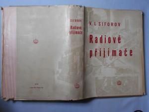 náhled knihy - Radiové přijímače : Určeno technikům slaboproudého prům.