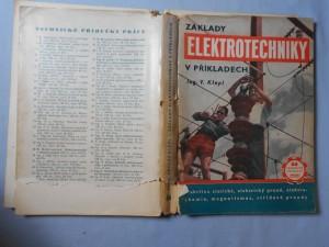 náhled knihy - Základy elektrotechniky v příkladech