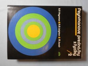 náhled knihy - Feynmanove prednášky z fyziky. [Diel] 2