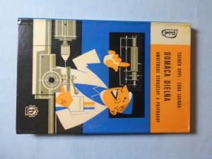 náhled knihy - Domáca dielňa : Amatérske strojčeky a prípravky