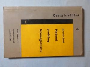náhled knihy - Moderní problémy feromagnetismu