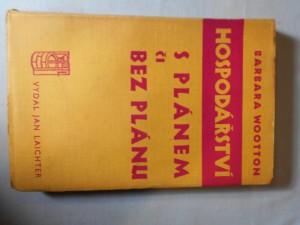 náhled knihy - Hospodářství s plánem či bez plánu