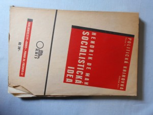 náhled knihy - Socialistická idea