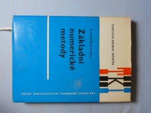 náhled knihy - Základní numerické metody : Určeno inž. a technikům, a jako stud. pomůcka pro posl. vys. škol techn. směru