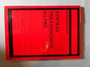 náhled knihy - Syntéza frekvenčních filtrů