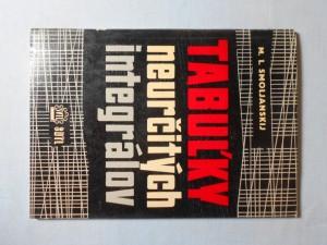náhled knihy - Tabuľky neurčitých integrálov