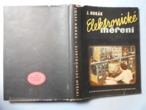 náhled knihy - Elektronické měření